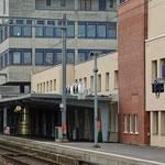 Schweizer-Eisenbahnen - Bahnhof Buchs SG