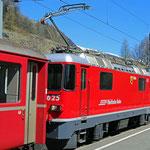 Schweizer-Eisenbahnen - Ge 4/4 II * 625