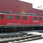 Schweizer-Eisenbahnen - Ge 6/6 II * 705