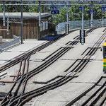 Schweizer-Eisenbahnen Bahnhof Wengen