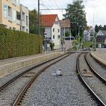Schweizer-Eisenbahnen Bahnhof Niederteufen