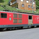 Schweizer-Eisenbahnen - Deh 4/4 II * 92