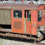Schweizer-Eisenbahnen - Tm II * 633