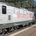 Schweizer-Eisenbahnen - Re 420 / 268