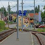 Schweizer-Eisenbahnen Bahnhof Seon