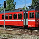 Schweizer-Eisenbahnen - Be 4/4 * 205