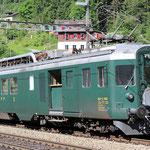 Schweizer-Eisenbahnen - BDe 4/4 * 1646
