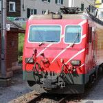 Schweizer-Eisenbahnen - HGe 4/4 II * 105