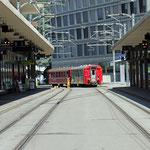 Schweizer-Eisenbahnen Bahnhof Chur