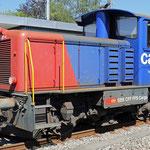 Schweizer-Eisenbahnen - Tm 232 [ex-Tm IV] * 201
