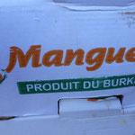Manques - Produit du Burkina