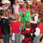 Spannende und tolle Spiele für die Kinder