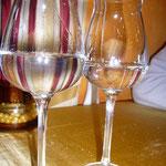 食後酒は当然グラッパ。ふぅ~~~ごちそうさまでした!