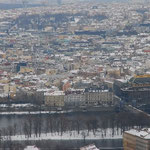 これがヨーロッパ一美しいといわれるプラハの街。