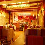 プーノに戻ってランチ。素敵なレストランの。。。