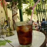 。。。という訳で、そのコーラで割ったキューバ・リブレ。