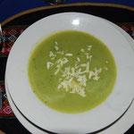 クリーミーで美味しいスープです。