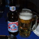 ビールが飲めるくらい、高地に馴染んできたのりのり。でも小瓶1本だけね。