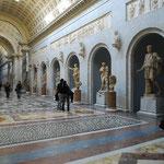 今日はヴァチカン博物館を見学。