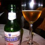 2本目もローカル・ビールの「フラッグ」。こちらはちょっと安いです。ドライな感じの味わい。