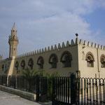 モスクを見学。