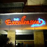 今のところうちの中では世界一おいしいレストランがここ。シーフード・レストランです。