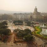「スペインの広場は押し付けがましくなくていいな~」とのりのり。