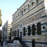 アゼム宮殿。こじんまりしていて美しい場所です。