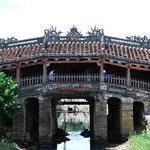 ここが西の端。通称日本橋。でも外観は中国風。