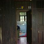 私達のお部屋の入り口。