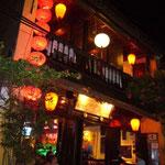 ここはかっこいい内装のイタリアンレストラン。味もGood!東京以来、久しぶりにハニーの香りのする白ワインを飲みました。