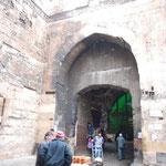 ここがアレッポのスーク入り口。
