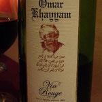 クレオパトラの時代から作られているエジプシャン・ワイン。かなり美味しいです。マジで。