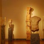 アテネの考古学博物館は写真OK。太っ腹!