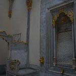 ハーレムにあるハマム(浴場)です。