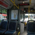 バスに乗ったらタダだったところから始まりました。ポスターの方が「聖ヴラホ」です。