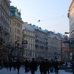 ウィーンの街は思っていたよりも大きくてびっくりしました。