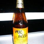 そしてラベルがかわいいフエ・ビール。ベトナムはまだまだ続きます。