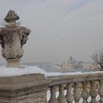 雪のブダペストは格別にきれいな気がしますが、どうなんでしょう?