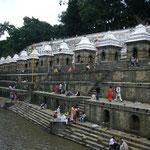 ネパール最大のヒンドゥー寺院であると同時に4大シヴァ寺院の1つでもあるそうです。