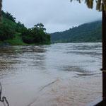 メコン川の上流です。