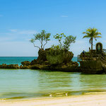 Willi's Rock, Boracay Philippinen - Foto: Dr. Martin Hannemann