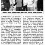 Mai 2009 (Midi Libre): Le Judo a participé à un tournoi international