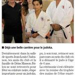 07 Juillet 2017 (Midi Libre): CN pour Driss Masson Jbilou