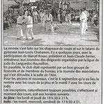 Septembre 2010 (Midi Libre): Fête du Judo