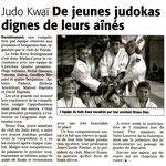 27 Novembre 2007 (Midi Libre): Compétition par Equipe à Pérols