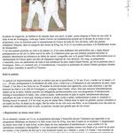 Novembre 2012 (Thau Info): Fabien Ferrier au Championnat de France 1ère Division