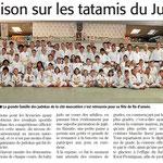 19 Juillet 2016 (Midi Libre): Fête du Club