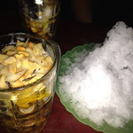 Sinh to - Fruit blend with shaved ice (10 types of fruits)