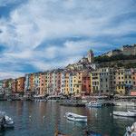 Porto Venere ne fait pas partie des Cinque mais est si jolie et si proche de ces villages